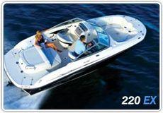 Monterey 220 EX Explorer Deck Boat
