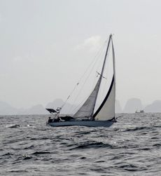 Rhodes Bounty 2 in Malaysia