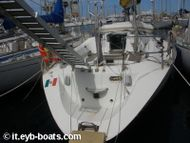 1992 FIRST 38S5 LEAD KEEL