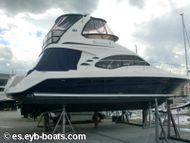 2006 SEA RAY 455 SEDAN BRIDGE