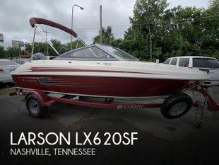 2012 Larson LX620SF