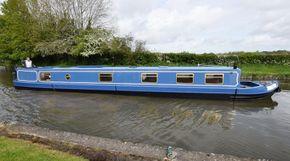 Starboard broad side