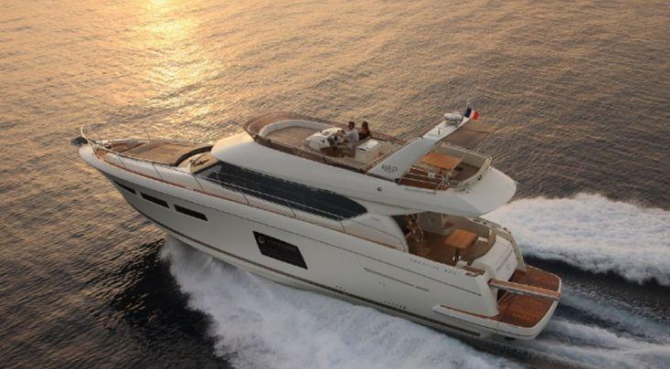 Jeanneau Prestige 620