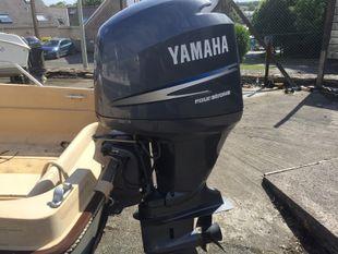 2007 Yamaha 150 hp EFi Four Stroke Long Shaft