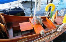 45ft. SWEDISH CLASSIC YAWL - 1937 - Quality Yacht