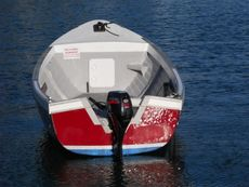 New FM21 Open Work Boat
