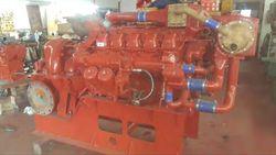 438 HP MAN 2540 MARINE ENGINE
