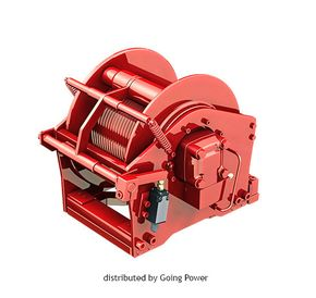 30ton hydraulic mooring Winch