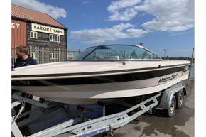 MasterCraft ProStar 190 - on Morgan Marine slipway