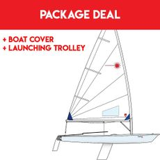 BRAND NEW Laser - 4.7, Radial or Std - Includes Trolley and Cover