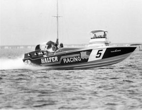 Bubbledeck as 'Halter Racing' 1