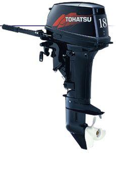 Tohatsu Two Stroke Series M18