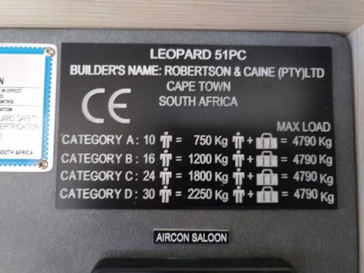2015 Leopard 51 Powercat