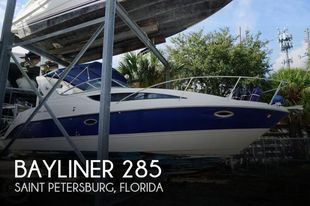 2007 Bayliner Ciera 285 Sunbridge