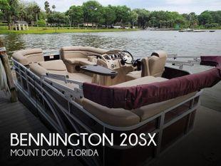 2019 Bennington 20SX