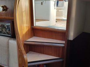 Broom 36 Aft cabin - Interior