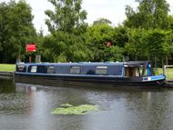 60ft Semi Trad Narrowboat