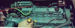 TAMD 41 200HP