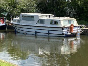 Banham broads cruiser