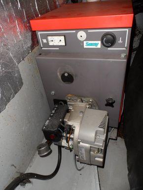 Somy heating boiler