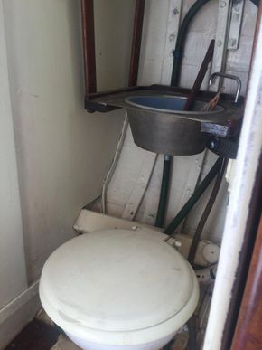 Blake Lavac toilet