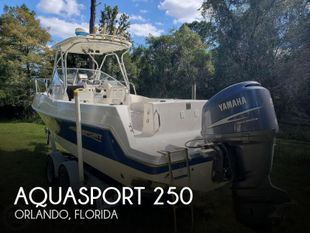 2001 Aquasport 250 Explorer
