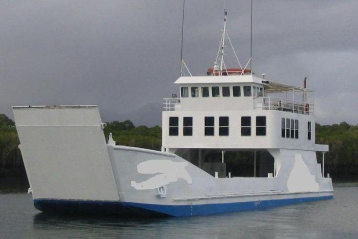 34.9 m Landing Craft/Vehicle Ferry
