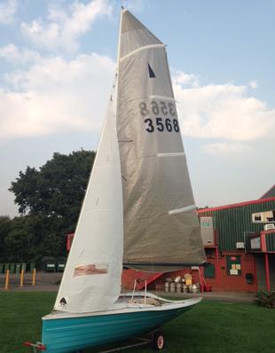 Merlin Rocket 3568