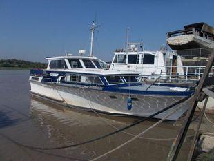 47 Foot 7 berth TSDY with mooring near B