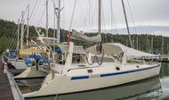 Peter Kerr 13 meter Yacht in Langkawi