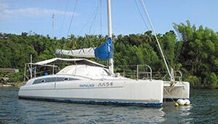 looking for a catamaran Fountaine Pajot