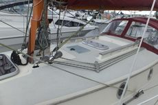 SOLD BY Bosham Yacht Sales - Cornish Crabber 26