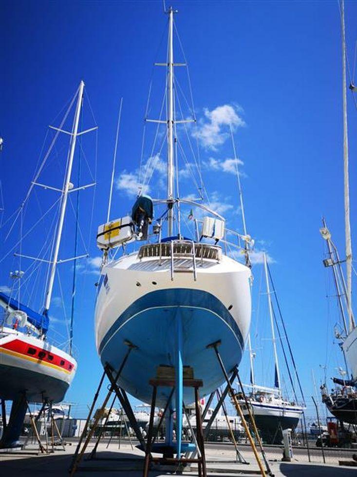1990 Sweden Yachts 50