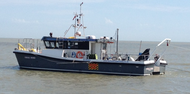 Versatile multi-role 14m Survey Catamaran