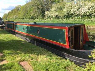 60ft Trad - Providence built by Canal Craft