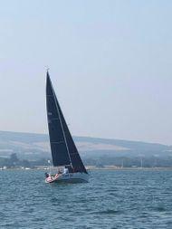 "Humphrey 27 ""Catch 22"" Racing yacht"