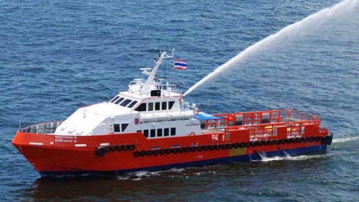 36mtr Crewboat / Utility Vessel