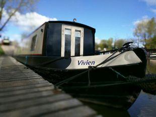 Vivien - 2016 57ft Cruiser Narrowboat