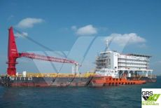 112m Offshore Support & Construction Vessel for Sale / #1112256