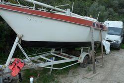 VandeStadtETAP 22 trailer sailer  SPAIN