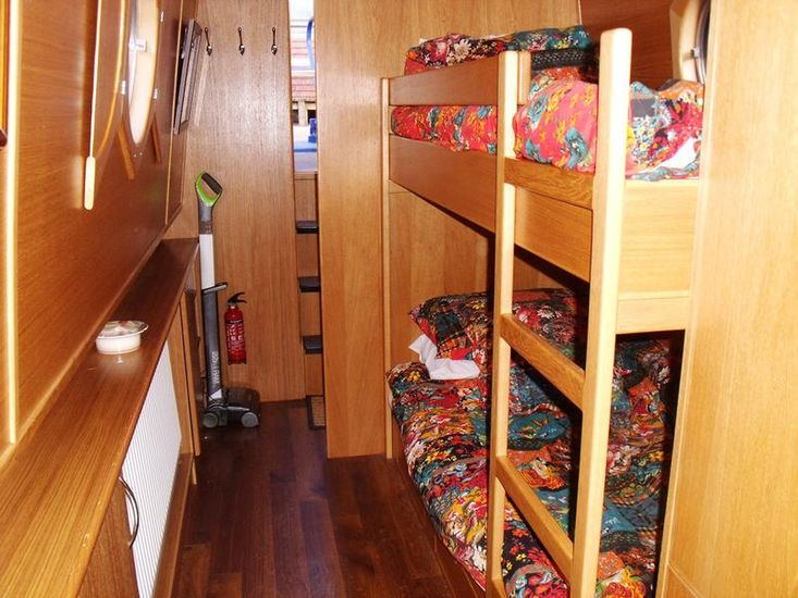 Gypsy 65ft 2013 Heritage 4 berth curiser stern narrowboat