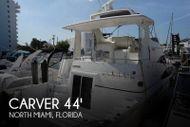 2001 Carver 444 Cockpit MY
