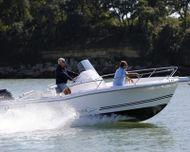 New White Shark 210