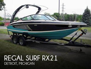 2019 Regal RX 2100 Surf