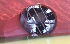 50hp Hydraulic Bow Thruster