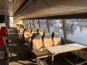 Passenger area