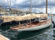 46ft. GAFF CUTTER 9 Metre R Racer - Professionally Restored