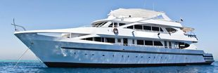 37 METER STEEL SAFARI YACHT price reduced