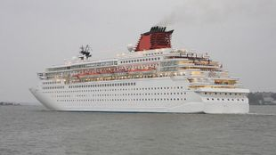 682' 1,900 PAX Luxury Cruise Ship