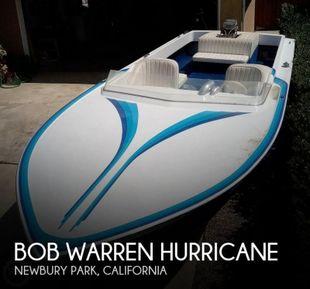 1976 Bob Warren Hurricane 24